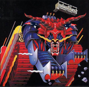 Judas priest defenders of the faith pats