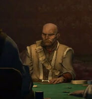 Pister playing poker