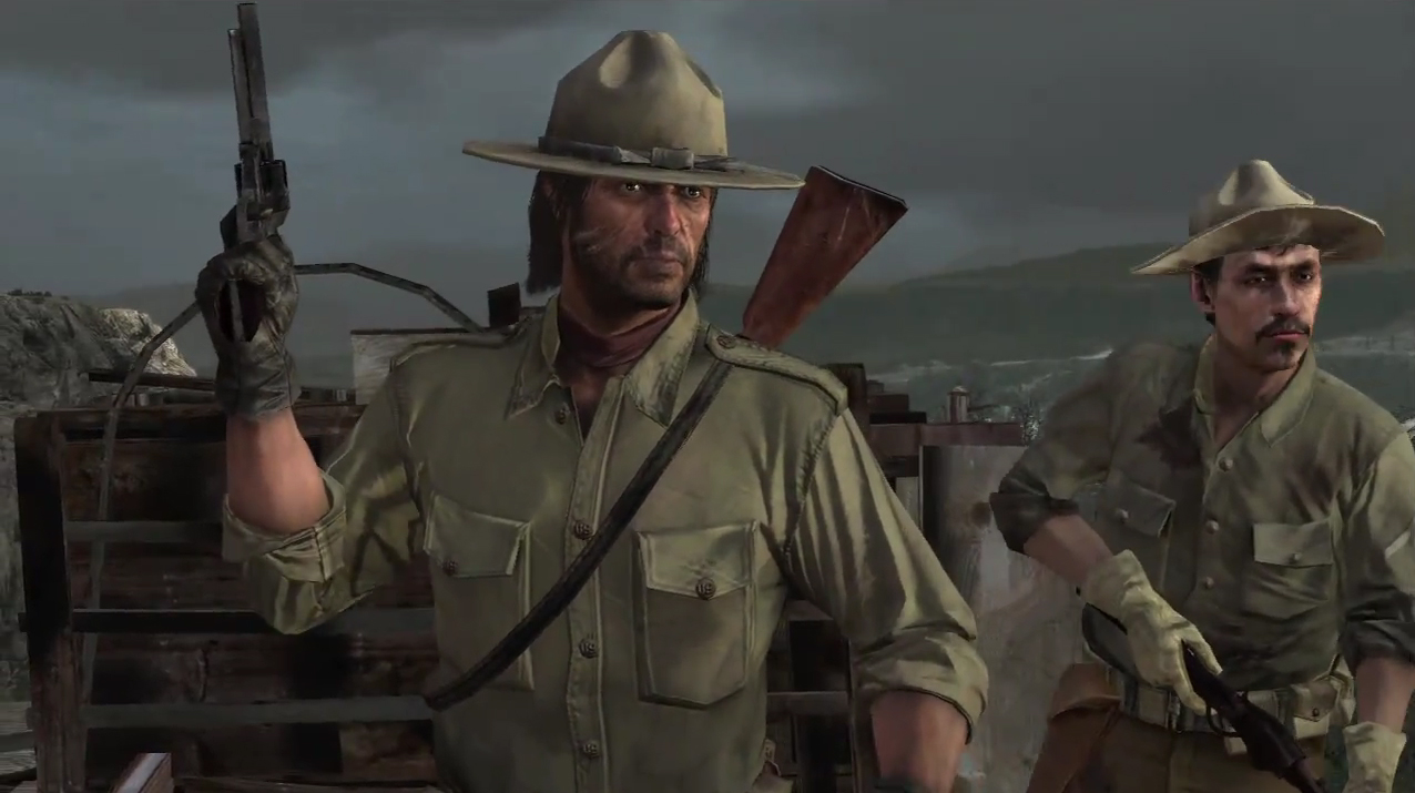 Red Dead Redemption 2 U S Army Uniform How To Make It