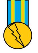 Lightning medal