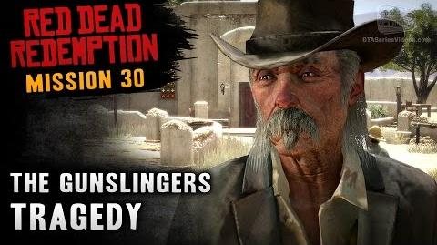 Red Dead Redemption - Mission 30 - The Gunslingers Tragedy (Xbox One)