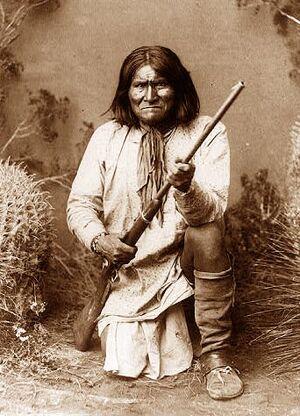 Geronimo small