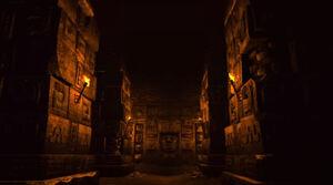Rdr escalara catacombs