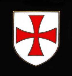 Knights Templar Cross.