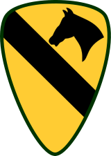 160px-1st Cavalry Division - Shoulder Sleeve Insignia svg