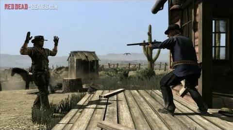 Water and Honesty (Bad Choices) - Stranger Mission - Red Dead Redemption