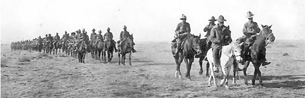 10th cav chihuahua 1916