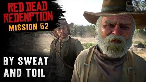 Red Dead Redemption - Mission 52 - By Sweat and Toil (Xbox One)
