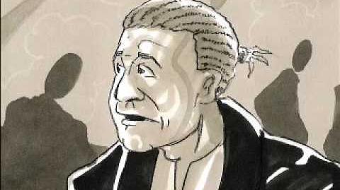 Red Dwarf - Lister's Dad