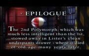 Polymorph-Epilogue