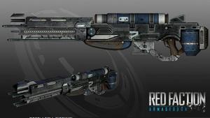 Rail Driver Concept