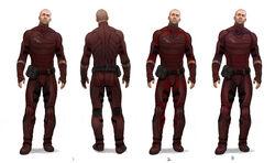 Another Concept art of Darius.