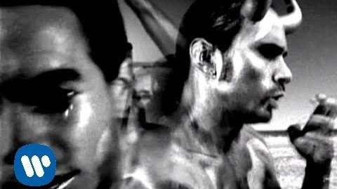 Red Hot Chili Peppers - Give It Away Official Music Video