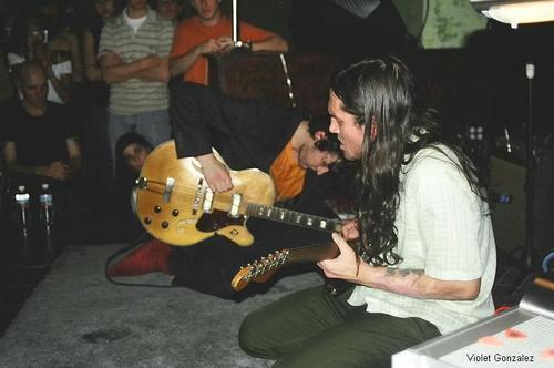 John frusciante dating 2011 2