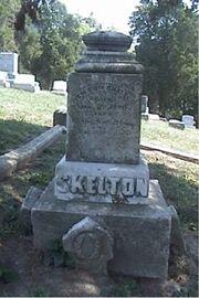 Newton grave