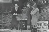 1951-12-15 Selling x-mass trees