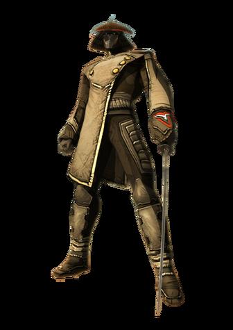 Katakara basic soldier