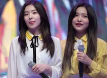 Irene and Yeri Incheon University Festival
