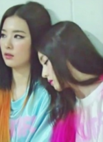 Seulgi and Irene Happiness Era 5