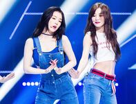Red Velvet Irene and Seulgi July Comeback Stage Inkigayo
