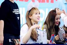 Wendy 150918 fan meet 2