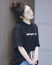 Irene Arriving at Incheon Airport 170611 2