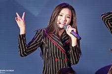 Seulgi performing Be Natural 4