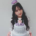 Yeri on her birthday 3