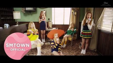Red Velvet 레드벨벳 Ice Cream Cake Music Video