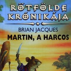 Hungarian Martin the Warrior Hardcover