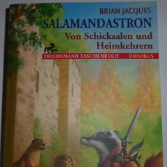 German Salamandastron Paperback Vol. 3