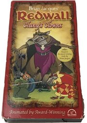 ClunysClownsVHS
