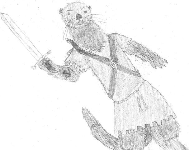 File:Sea Otter Warrior.jpg