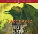 News:'Doomwyte' Audiobook Cover Released