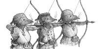 Guerilla Union of Shrews in Mossflower