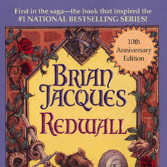 US Redwall 10th Anniversary Paperback