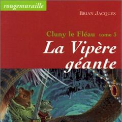 French Redwall Hardcover Vol. 3