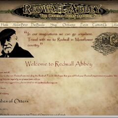 Current Redwall Abbey