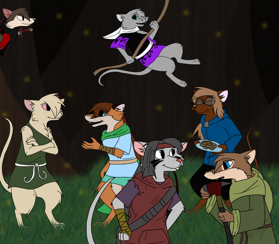 File:Mousey friends by Selound.png