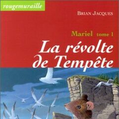 French Mariel of Redwall Hardcover Vol. 1