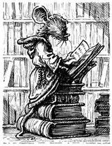 Redwall Abbey Library