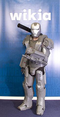 File:David Kamperman - War Machine.JPG