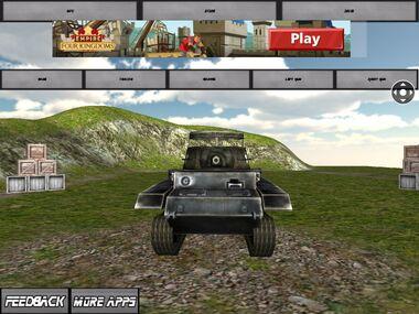 GTA SA Tank