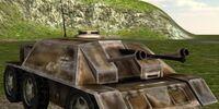 Hot Dog Tank