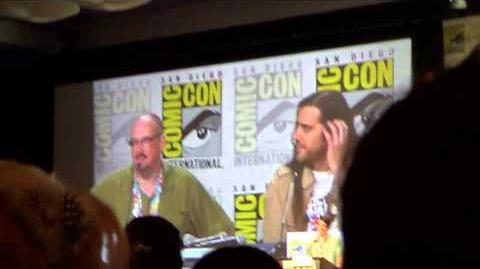 5-SDCC 2014 Regular Show Panel