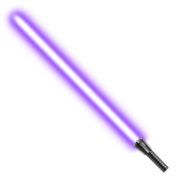 Violet lightsaber by mdtartist83-d9yyh36