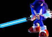 Sonic jedi by mateus2014-d8n38oz