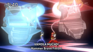 Hammer & Iron Ball Brave Finish