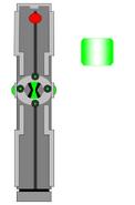 Omnitrix lightsaber by jedimsieer