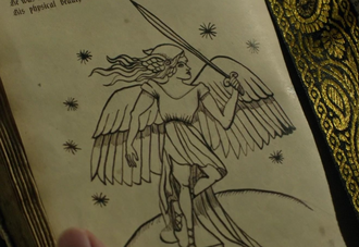 Archangel Drawing